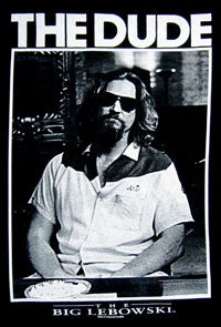 BIG LEBOWSKI (DUDE PHOTO)