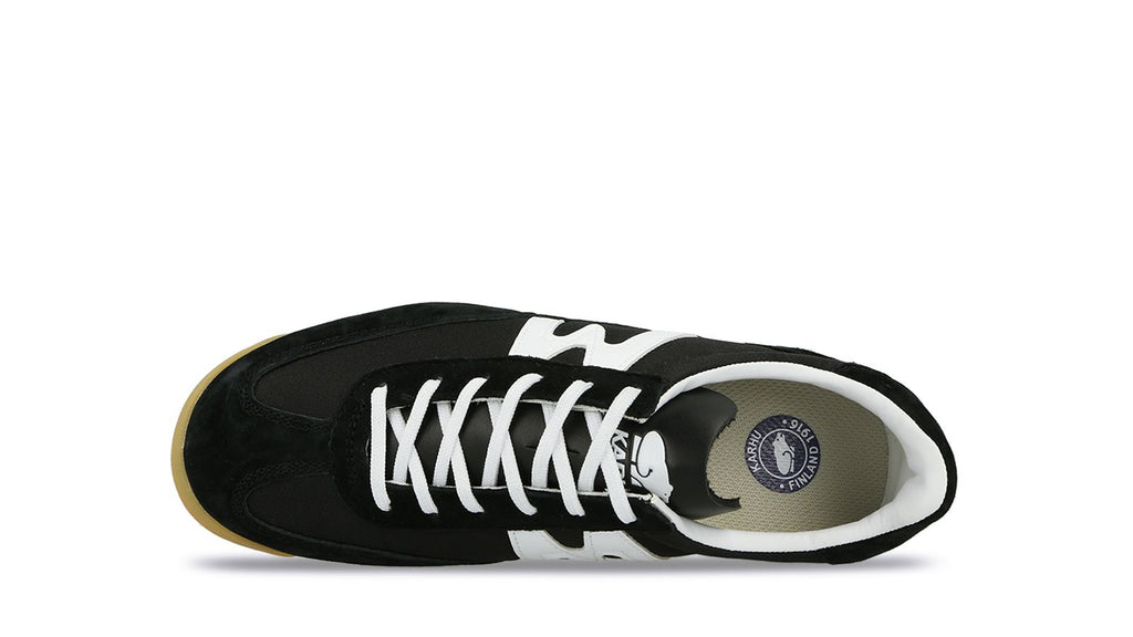 CHAMPIONAIR (UNISEX) - BLACK/WHITE