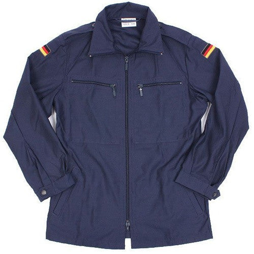 GERMAN BLUE NAVY DECK JACKET