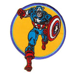 CAPTAIN AMERICA (RETRO RUN) PATCH