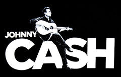 JOHNNY CASH (SITTING) TEE