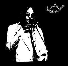 NEIL YOUNG (TONIGHTS THE NIGHT) TEE