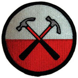 PINK FLOYD (HAMMERS) PATCH
