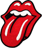 ROLLING STONES (RED TONGUE) PATCH