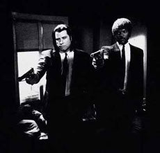 PULP FICTION (VINCENT AND JULES) TEE