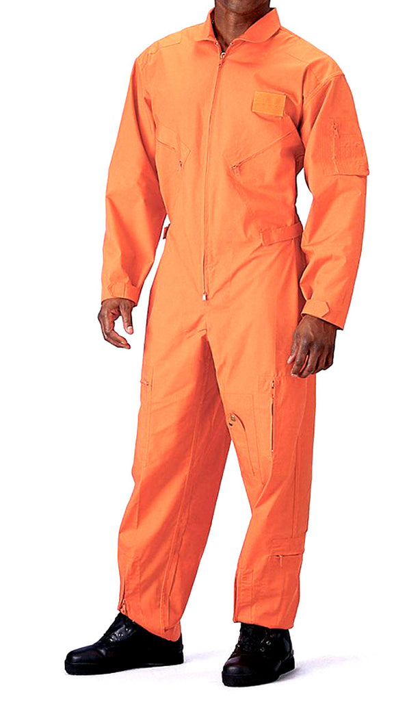 FLIGHT SUIT COVERALLS