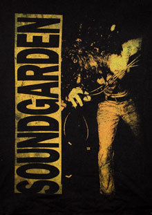 SOUNDGARDEN (LOUDER THAN LOVE) TEE
