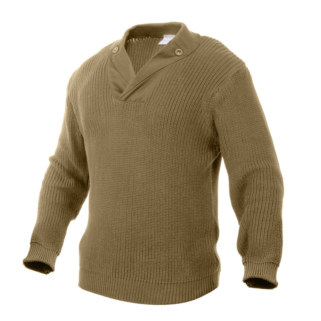 WWII REPRO VINTAGE MECHANICS SWEATER
