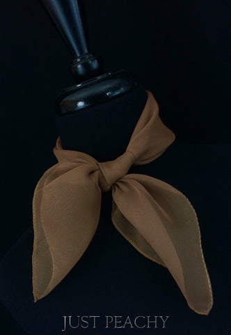 Horse Show Scarves by Just Peachy - Just Peachy Show Clothing