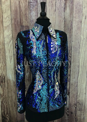 Drop Dead Diva Jacket by Haute Couture Show Clothing ~ Ladies XS