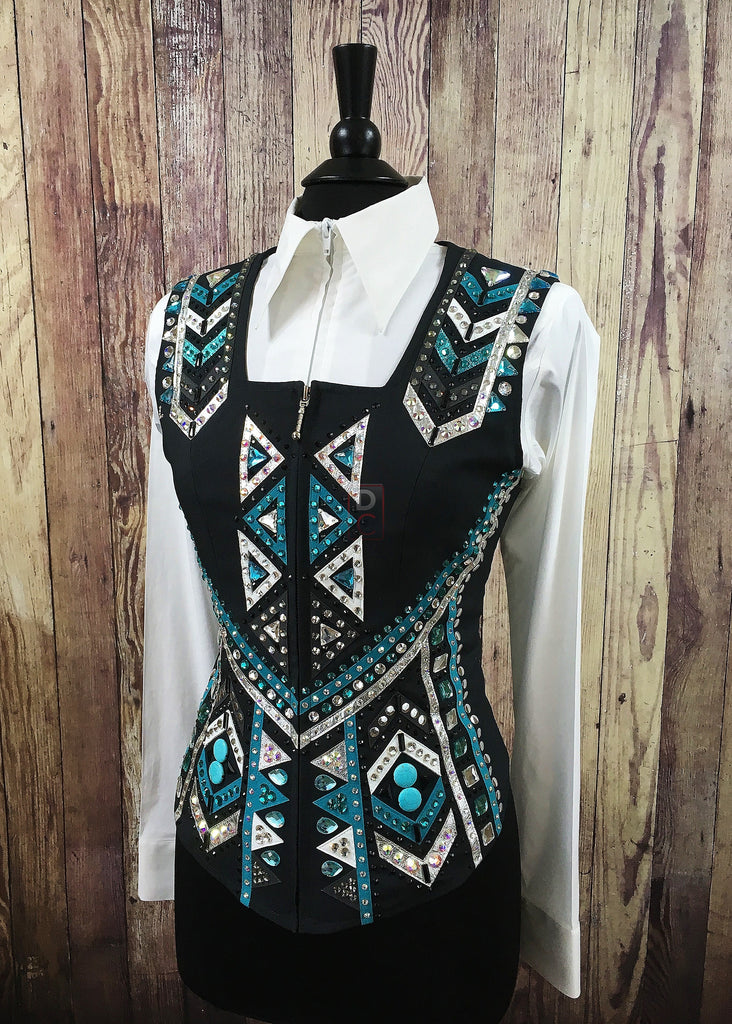 Dry Creek Designs - Just Peachy Show Clothing