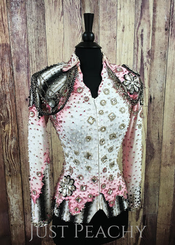 Western Horse Show Jacket by Showtime - Just Peachy Show Clothing