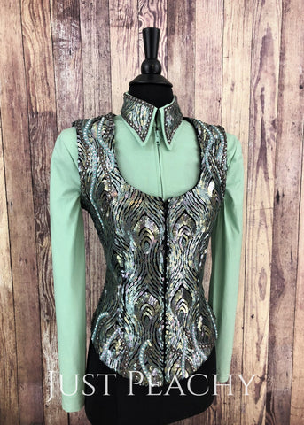 Paintedj Western Show Apparel - Just Peachy Show Clothing