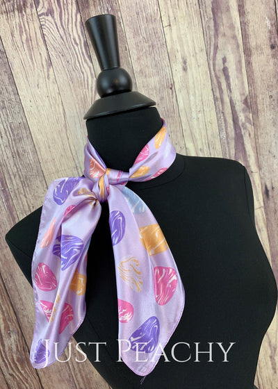 Print Western Horse Show Scarf #1001
