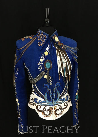 Western Pleasure Jacket by Dawn Haas Myers