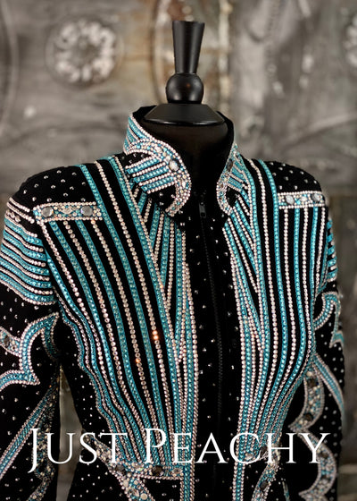 Western Horse Show Jacket by Show Chic Boutique