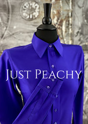 The Just Peachy Performance Dress Shirt