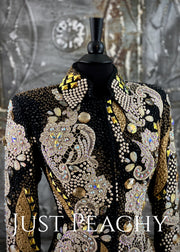 Showmanship Jacket by Lindsey James - Just Peachy Show Clothing