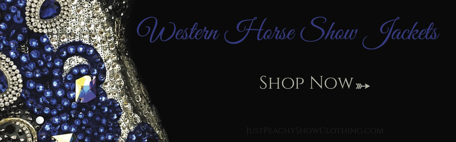 Western Horse Show Vests and Vest Sets