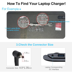 the photo of the asus laptop charger