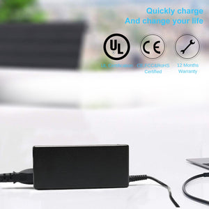 the photo of the hp laptop charger