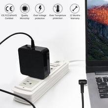 Load image into Gallery viewer, 45W Asus Laptop Charger Adapter Asus Zenbook UX21 UX31 UX31A UX330 UX330U UX360 UX301 UX303 UX305 Q302 Q302L Power Supply Cord - TSKYBEAR
