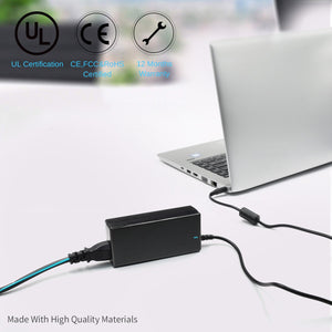 the photo of the dell laptop charger