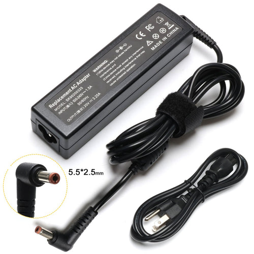 the photo of the Lenovo laptop charger