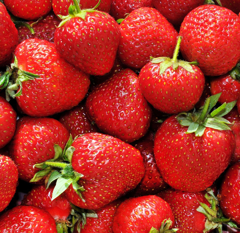 A Punnet Of Strawberries - Loose Produce