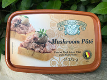 Load image into Gallery viewer, Belgian Mushroom & Liver Pate