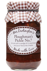 Mrs Darlington's Ploughman's Pickle Great Taste Award