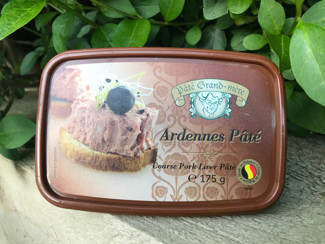 Belgian Ardennes - Liver Pate