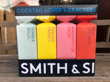 Load image into Gallery viewer, Smith and Sinclair Alcoholic Gummy Cocktail Crackers