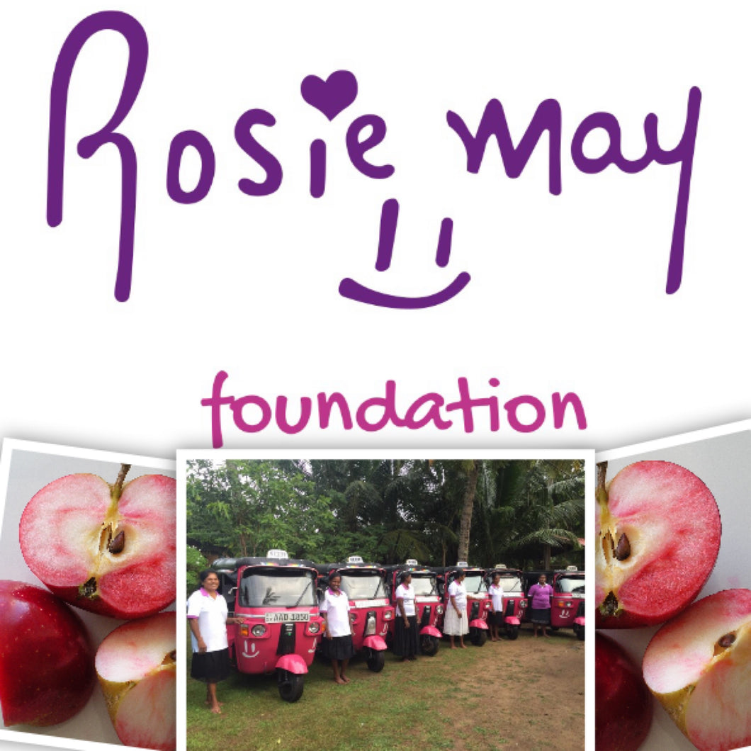The Rosie May Foundation Food Box