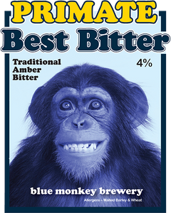 Blue Monkey Brewery- Award winning Local Ales- Off Licence