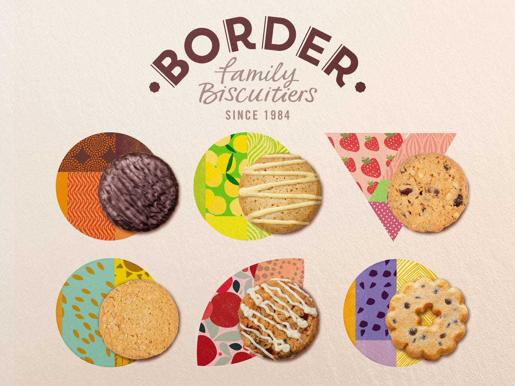 Border Biscuits - Assorted Flavours