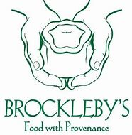 Large Brockleby's Moo and Blue Pie 600g - Beef Steak and Stilton