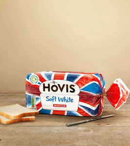 Hovis White Medium 800gm Bread Loaf