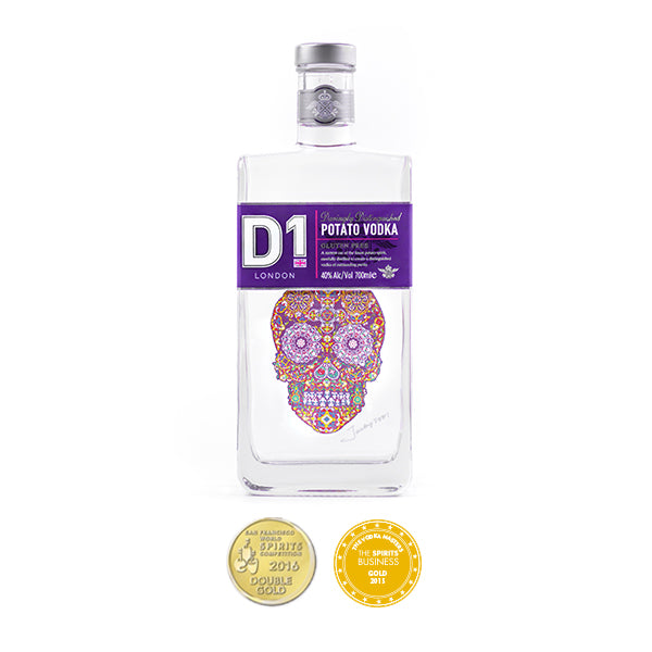 Off Licence - D1 Premium Potato Vodka Award Winning Gluten Free