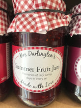 Load image into Gallery viewer, Mrs Darlington's Summer Fruit Jam