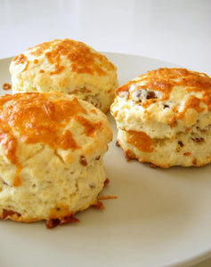 Bloomsbury Bakery - A Pack Of 4 Scones - Fruit, Plain or Cheese Topped