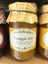 Load image into Gallery viewer, Mrs Darlington's Pibeapple Jam