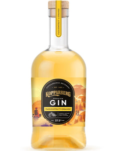 Kopparberg Passion Fruit and Orange Premium Gin 70cl
