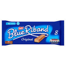 Clearance Sales Blue Riband Chocolate Bars 8 pack