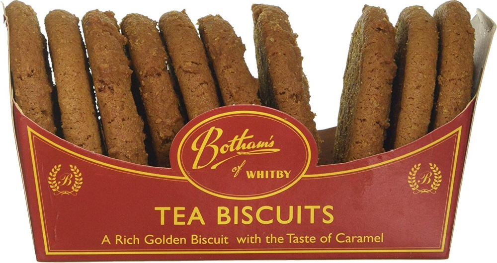 Botham's Of Whitby - Tea Biscuits -200g