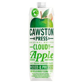 Cawston Press Cloudy Apple Juice 1 Litre
