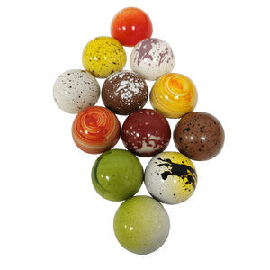 Ryan Owens Artisan Chocolates - Pack of 6 - Available in 12 Flavours