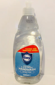 Easy Antibacterial Handwash - Fuchsia & Acai Berry -500ml
