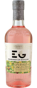 Edinburgh Gin Distillery Rhubarb and Ginger Liqueur  50cl