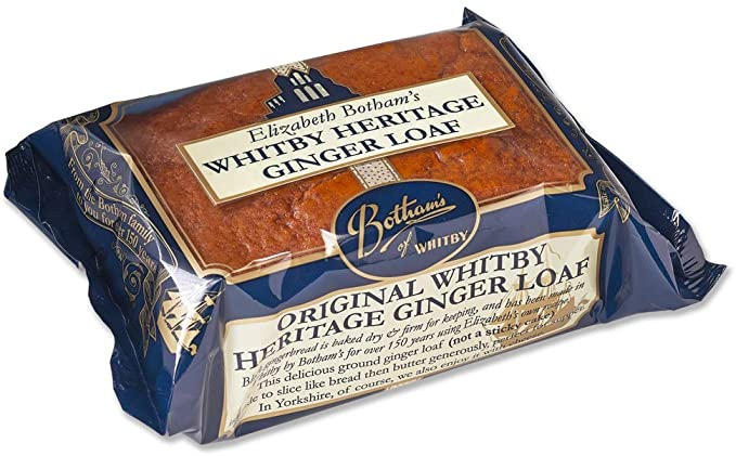 Botham's Of Whitby - Heritage Ginger Loaf -380g